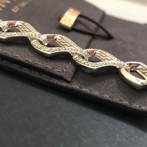JOHN HARDY Legend Naga Diamond Link Bracelet